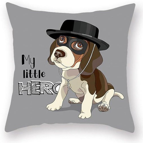 My Little Hero Pillow Case