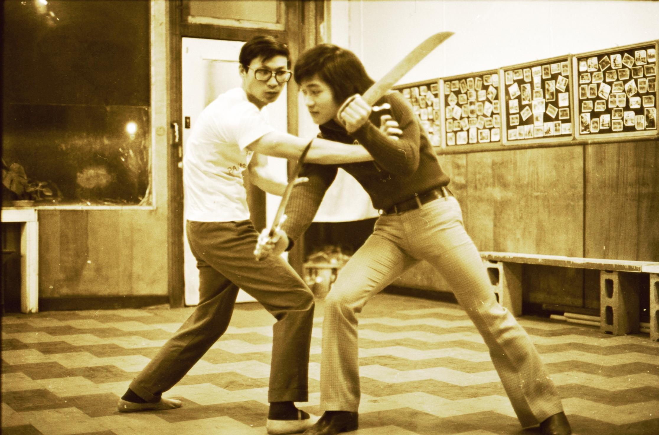 Bak Mei Kung Fu 1970s