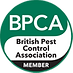 Member - British Pest Control Association -Dragon Stop Pest Control