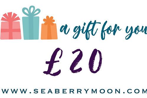 £20 Seaberry Voucher