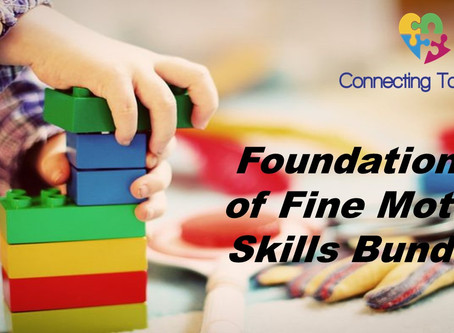 Foundations of Fine Motor Skills