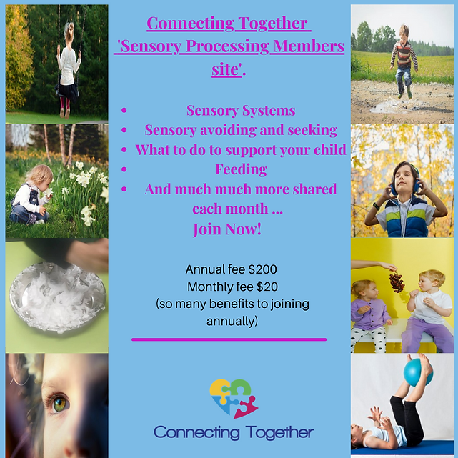 Connecting Together Membership Join Now!