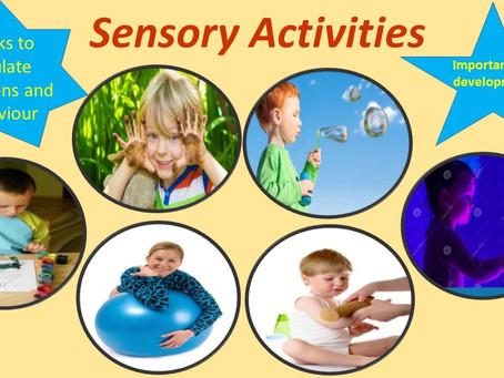 Sensory Processing Summary