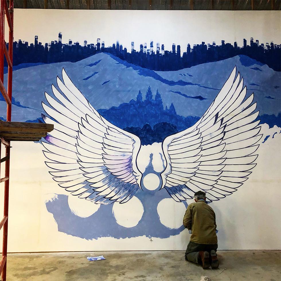 Angel Wings by James Willis