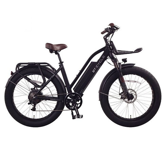 ET.Cycle T720/T1000 Electric Fat Tire Bike