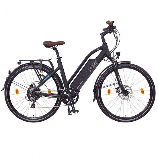 NCM Milano Plus Electric City Bike - Leon Cycle