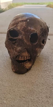 Corpsed Skull from Corpsing 101 Class