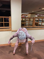 2nd Place Costume Contest Winner