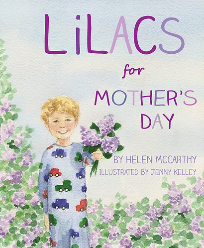 Lilacs For Mothers Day