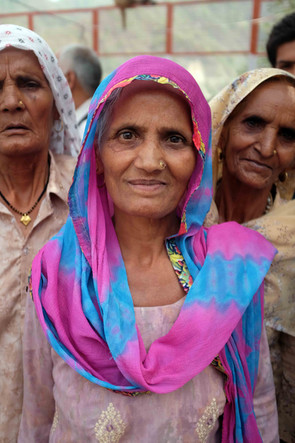 Woman from Gujarat