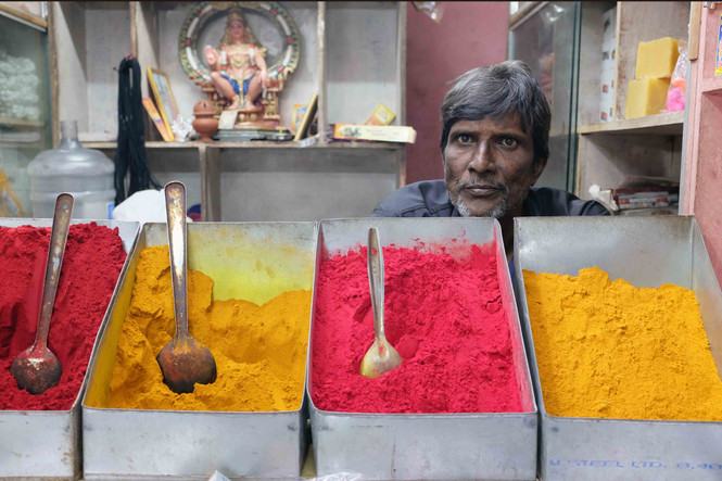 Tandoori and Tumeric