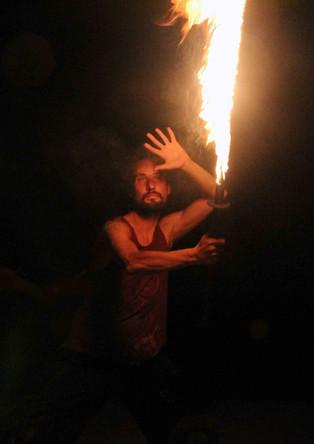 Fire Dancer, 1