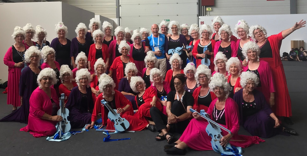 The Andre Rieu Dance Sisters