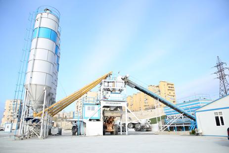 Binəqədi beton zavodu