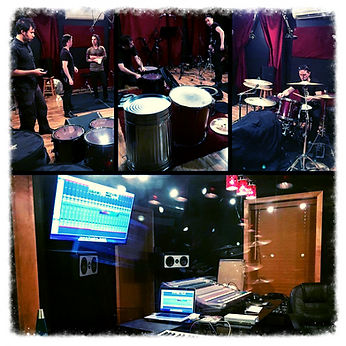 Austin rehearsals recording studio music production