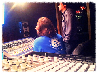 Austin rehearsals recording studio music production