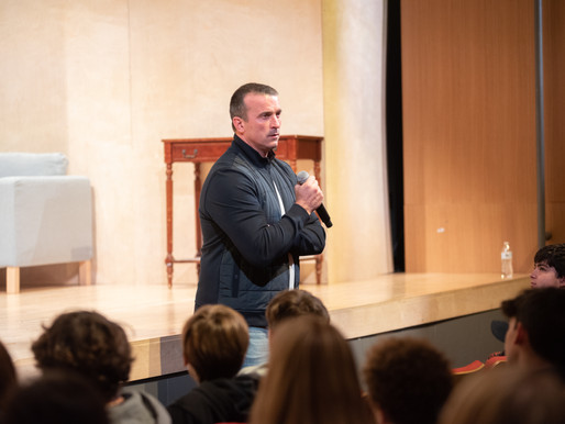 Chris Herren: The Reality of Drugs and Alcohol