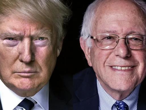 Bernie Sanders, Donald Trump Win Friends School Mock Primaries