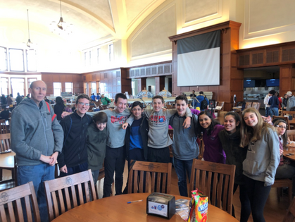 Quakers Finish Fourth at MathCounts Chapter