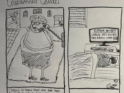 The Quarantined Quaker