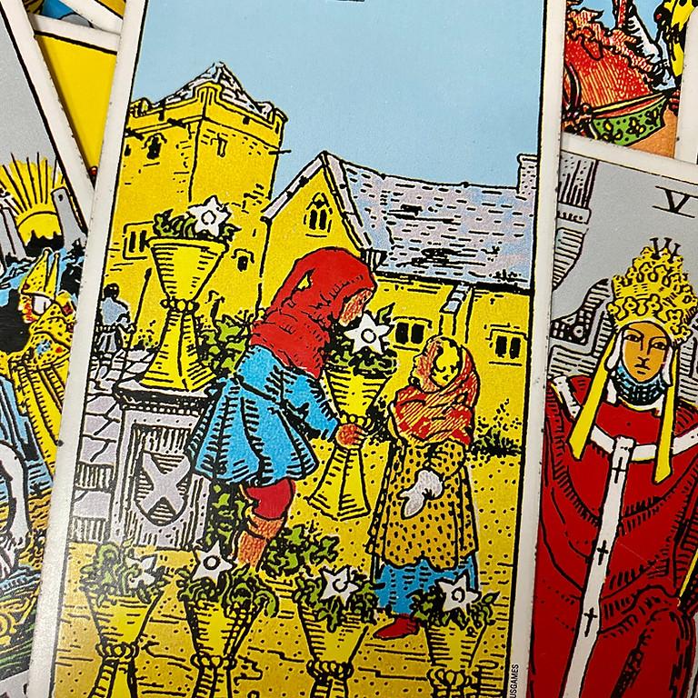 Learn a Tarot Spread