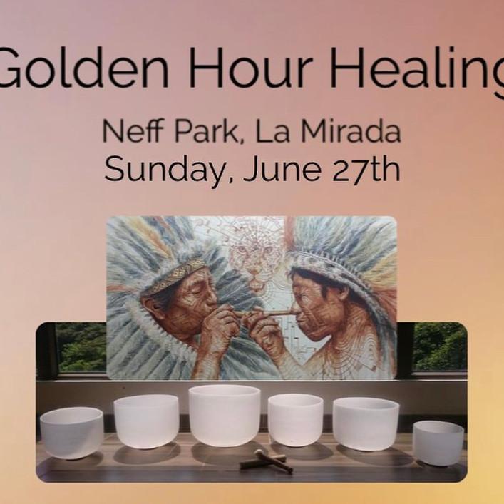 Golden Hour Healing