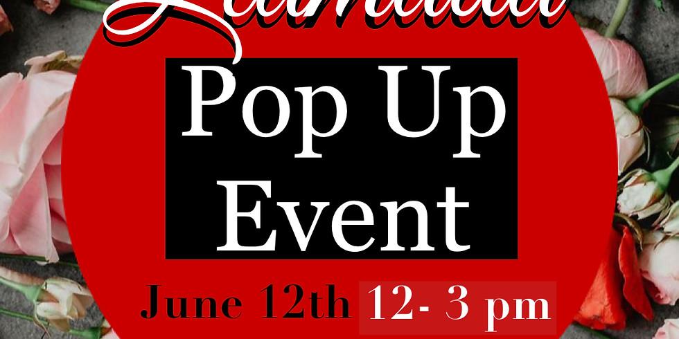 Llamada Pop Up Event