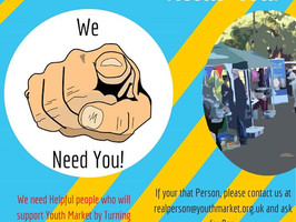 We need Helpers!
