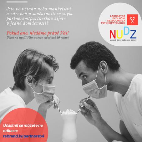 Zúčastněte se mezinárodního výzkumu!