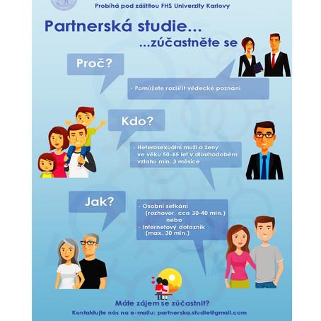 Výzkum partnerských vztahů