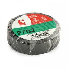Electrical Tape - Scapa 2702 Black 19mm x 33M