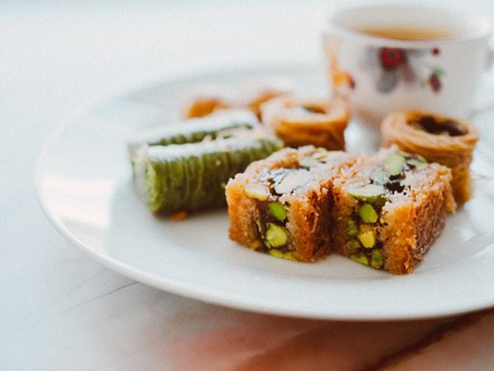 5 Occasions to Serve Baklava