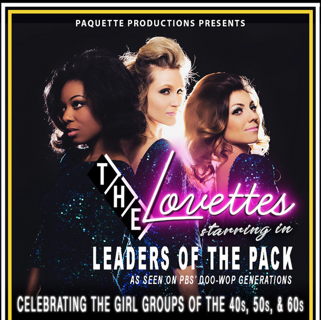 The Lovettes in Leaders Of The Pack