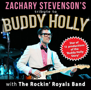 Zachary Stevenson's Buddy Holly Show
