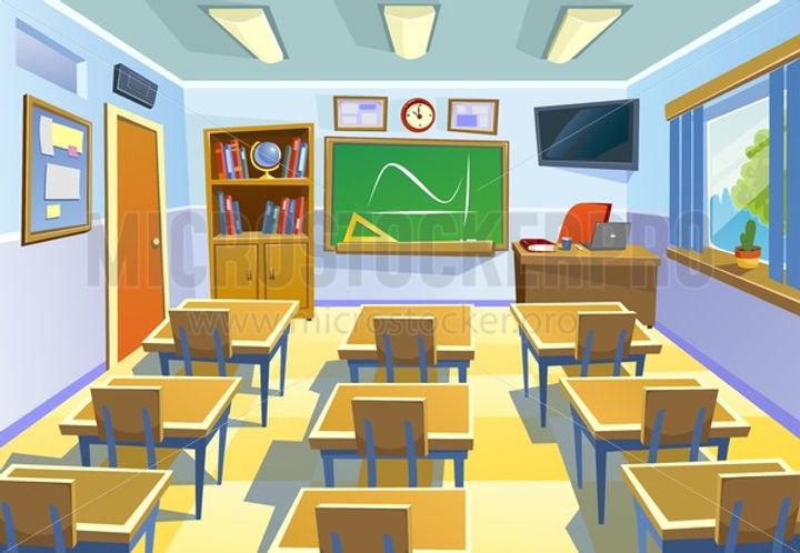 Empty-classroom-background-in-cartoon-st