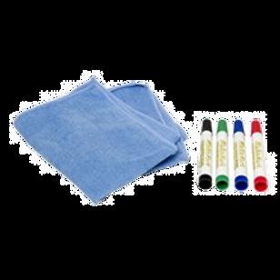 Market & Eraser Set
