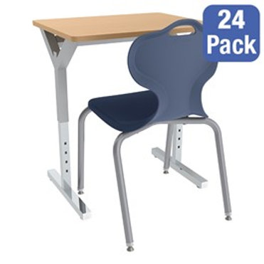 Desk Chair Combo - 24 Sets