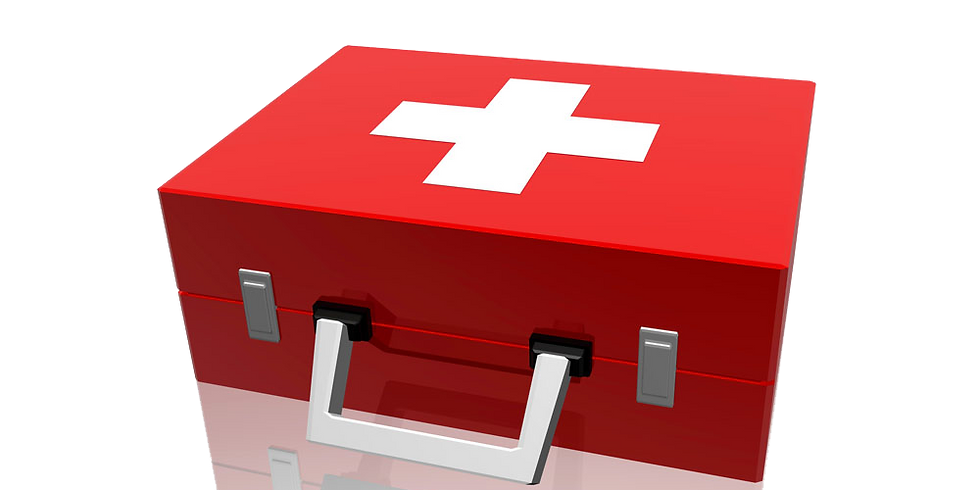 First Aid Course - January
