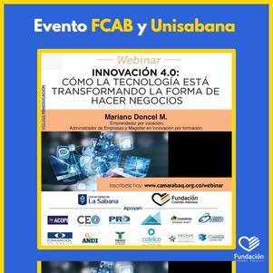 Evento de la FCAB y la Unisabana