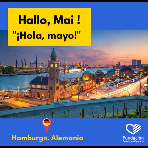 Ciudad de mes: Hamburgo