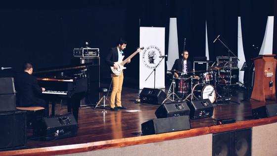 Concierto de Tríptico Jazz Colombiano