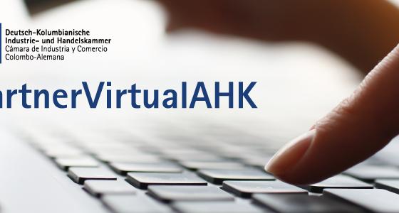 #PartnerVirtualAHK : una plataforma para la comunidad empresarial colombo-alemana