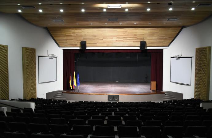 Auditorio Colegio Alemán