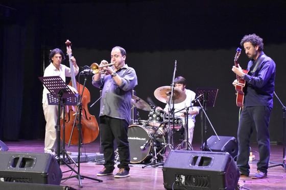 Concierto de Nicolás Delgado Quartet Jazz