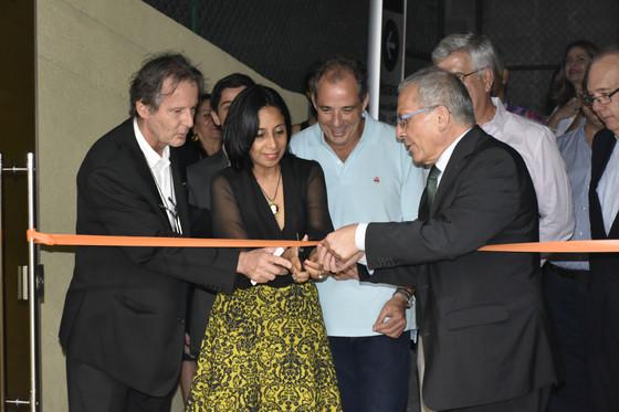 Inauguración Espacio D.