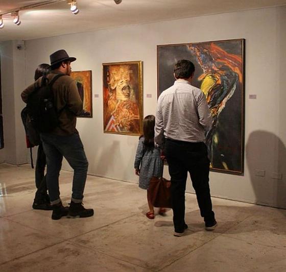 """""""Colección de Arte de Avianca"""" en el Museo de Arte Moderno de Barranquilla"""