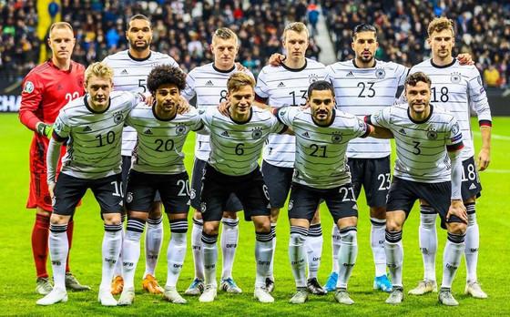 La Selección alemana dona 2.5 millones de euros para combatir al coronavirus