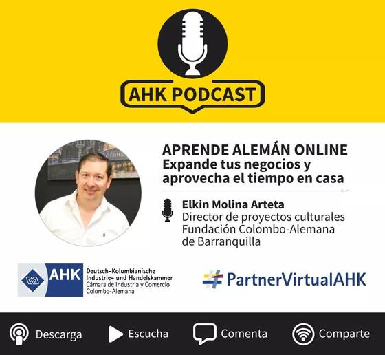 AHK PODCAST: Aprende alemán online