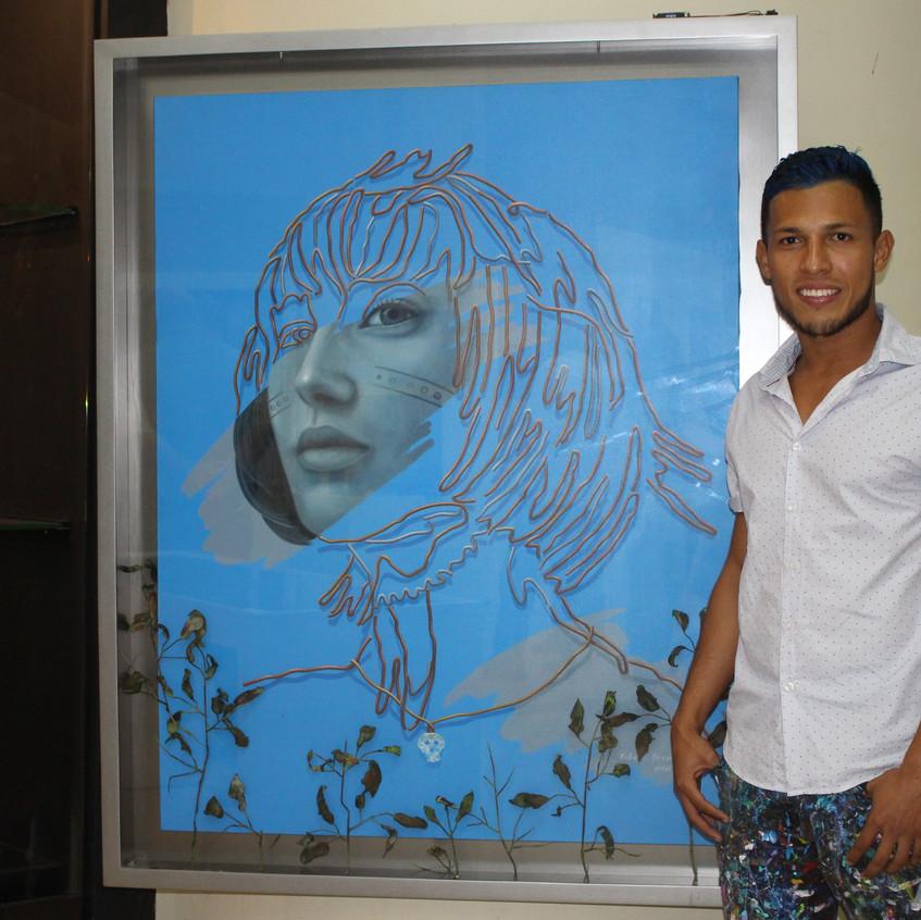 """Exposición """"Tres Dimensiones"""""""
