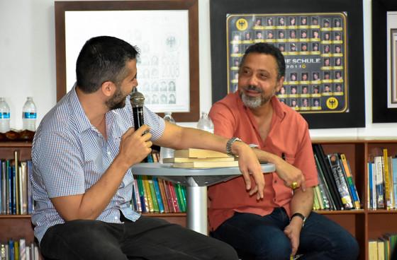 Leer el Caribe: Encuentro con Alonso Sánchez Baute